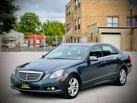 2010 Mercedes-Benz E-Class for sale at ARCH AUTO SALES in Saint Louis MO