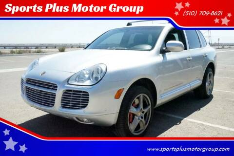 2006 Porsche Cayenne for sale at Sports Plus Motor Group LLC in Sunnyvale CA