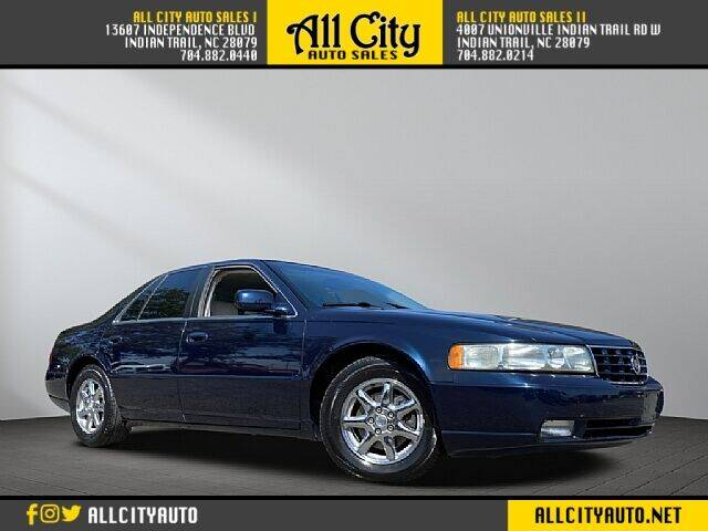 2002 Cadillac Seville for sale at All City Auto Sales in Indian Trail NC