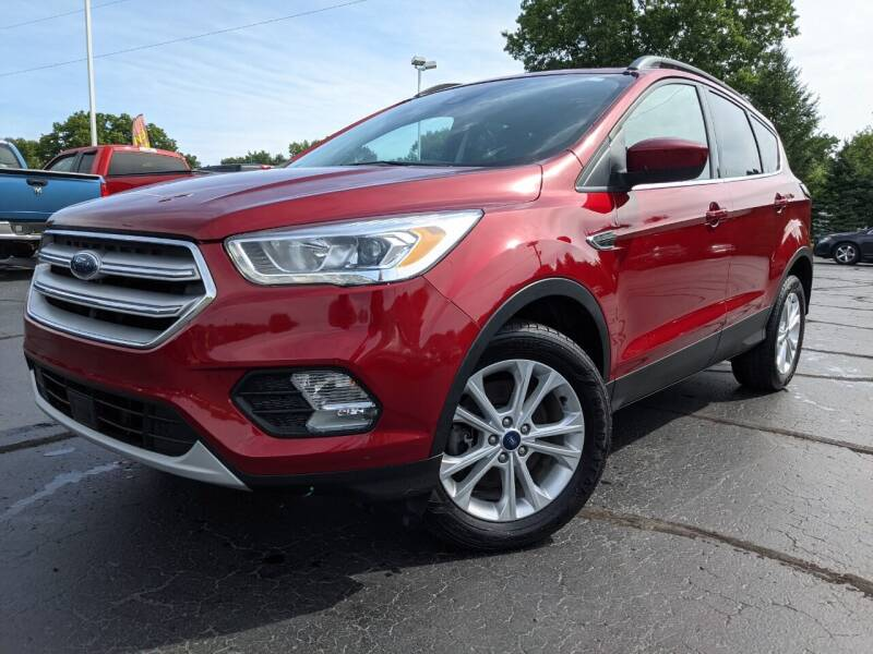2018 Ford Escape for sale at West Point Auto Sales in Mattawan MI