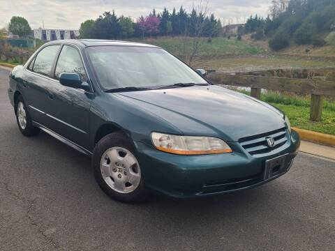 2002 Honda Accord for sale at Lexton Cars in Sterling VA