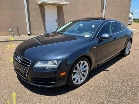 2012 Audi A7 for sale at The Auto Toy Store in Robinsonville MS