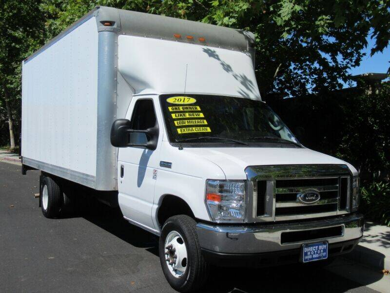 2017 Ford E-Series Chassis for sale at Direct Buy Motor in San Jose CA
