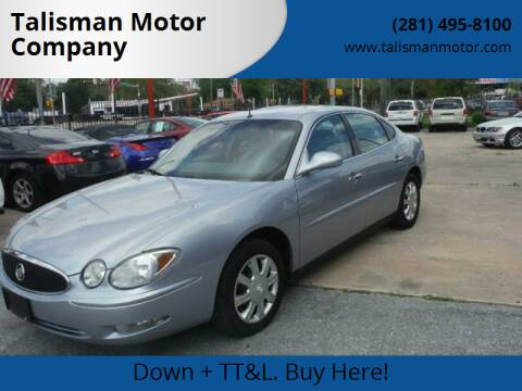 2005 Buick LaCrosse for sale at Don Jacobson Automobiles in Houston TX