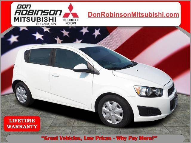 2015 Chevrolet Sonic for sale in Saint Cloud, MN