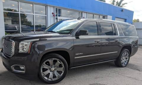 2015 GMC Yukon XL for sale at Lincoln County Automotive in Fayetteville TN