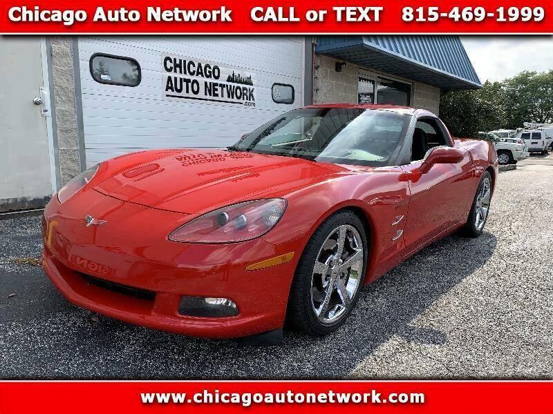 2009 Chevrolet Corvette for sale at Chicago Auto Network in Mokena IL