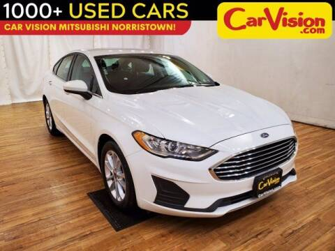 2020 Ford Fusion for sale at Car Vision Buying Center in Norristown PA