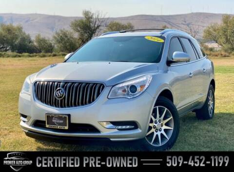 2014 Buick Enclave for sale at Premier Auto Group in Union Gap WA