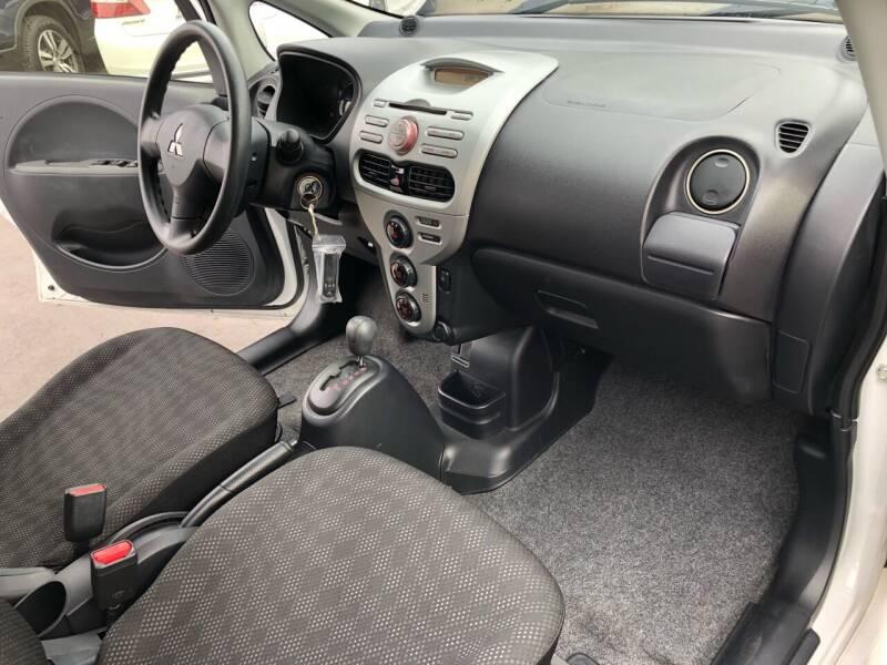 2012 Mitsubishi i-MiEV ES 4dr Hatchback - El Cerrito CA