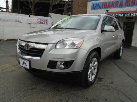 2008 Saturn Outlook for sale at IBARRA MOTORS INC in Cicero IL