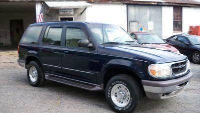 1997 Ford Explorer for sale at granite motor co inc in Hudson NC