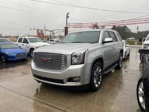 2016 GMC Yukon for sale at Direct Auto in D'Iberville MS