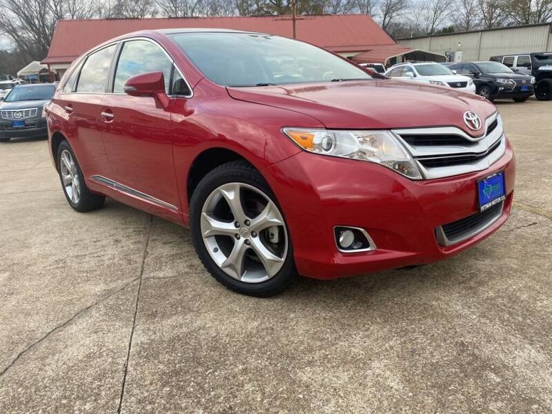 2015 Toyota Venza for sale at PITTMAN MOTOR CO in Lindale TX