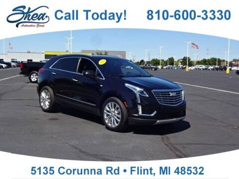 2018 Cadillac XT5 for sale at Jamie Sells Cars 810 in Flint MI