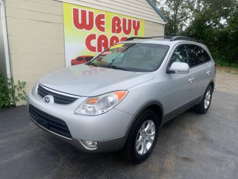 2012 Hyundai Veracruz for sale at Right Price Auto Sales in Murfreesboro TN