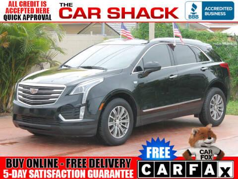 2017 Cadillac XT5 for sale at The Car Shack in Hialeah FL