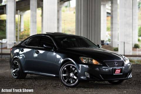 2006 Lexus IS 350 for sale at Friesen Motorsports in Tacoma WA
