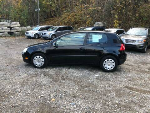 2008 Volkswagen Rabbit for sale at Compact Cars of Pittsburgh in Pittsburgh PA