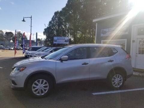 2016 Nissan Rogue for sale at Bridge Auto Group Corp in Salem MA