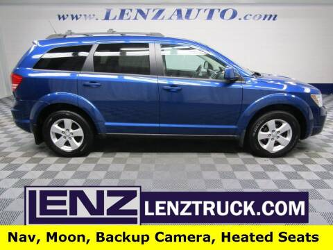 2010 Dodge Journey for sale at LENZ TRUCK CENTER in Fond Du Lac WI