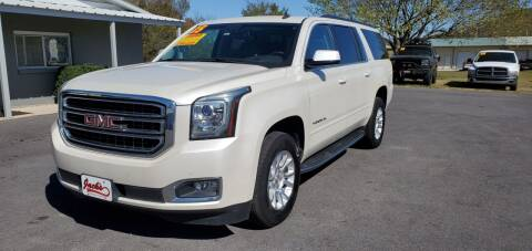 2015 GMC Yukon XL for sale at Jacks Auto Sales in Mountain Home AR