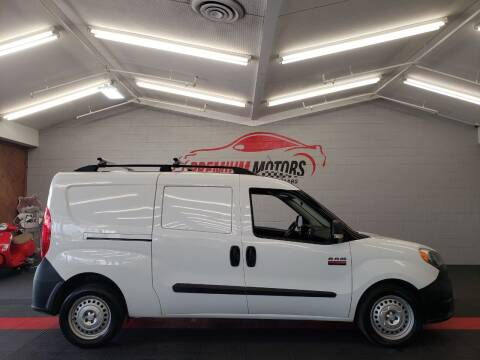 2016 RAM ProMaster City Cargo for sale at Premium Motors in Villa Park IL