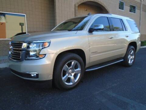 2015 Chevrolet Tahoe for sale at COPPER STATE MOTORSPORTS in Phoenix AZ