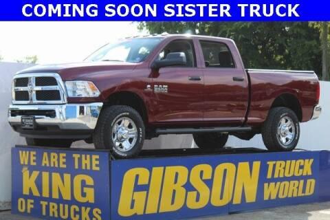 2016 RAM Ram Pickup 2500 for sale at Gibson Truck World in Sanford FL