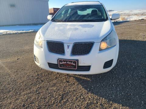 2009 Pontiac Vibe for sale at BROTHERS AUTO SALES in Eagle Grove IA
