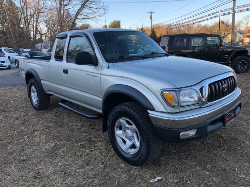 2004 Toyota Tacoma for sale at Manny's Auto Sales in Winslow NJ