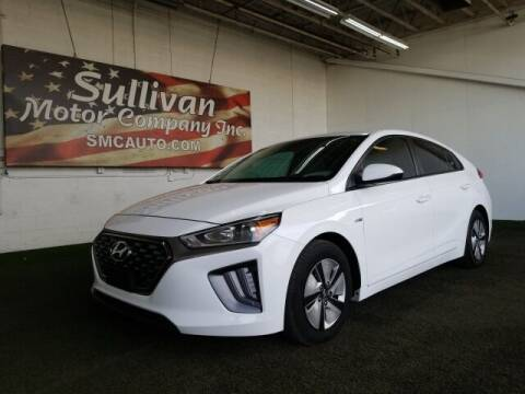 2020 Hyundai Ioniq Hybrid for sale at SULLIVAN MOTOR COMPANY INC. in Mesa AZ