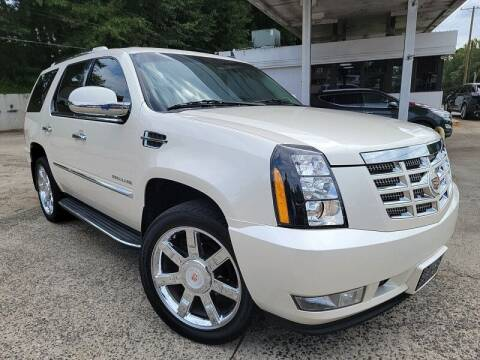 2013 Cadillac Escalade for sale at McAdenville Motors in Gastonia NC