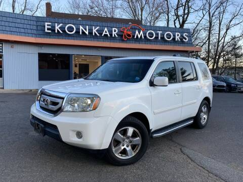 2011 Honda Pilot for sale at Ekonkar Motors in Scotch Plains NJ