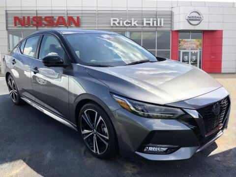 2020 Nissan Sentra for sale at Rick Hill Auto Credit in Dyersburg TN