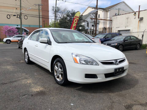 2007 Honda Accord for sale at 103 Auto Sales in Bloomfield NJ