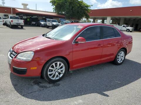 2010 Volkswagen Jetta for sale at Best Auto Deal N Drive in Hollywood FL