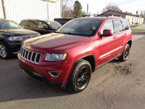 2014 Jeep Grand Cherokee for sale at De Anda Auto Sales in Storm Lake IA