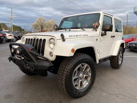 2016 Jeep Wrangler for sale at iDeal Auto in Raleigh NC