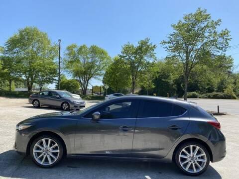 2017 Mazda MAZDA3 for sale at Global Pre-Owned in Fayetteville GA