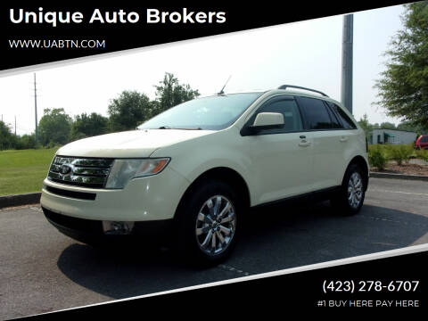 2008 Ford Edge for sale at Unique Auto Brokers in Kingsport TN
