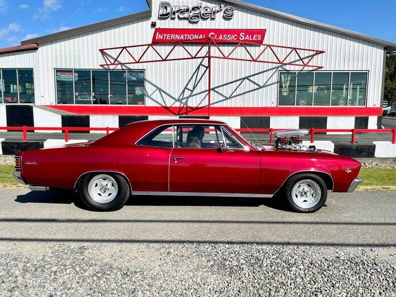 1967 Chevrolet Chevelle for sale at Drager's International Classic Sales in Burlington WA