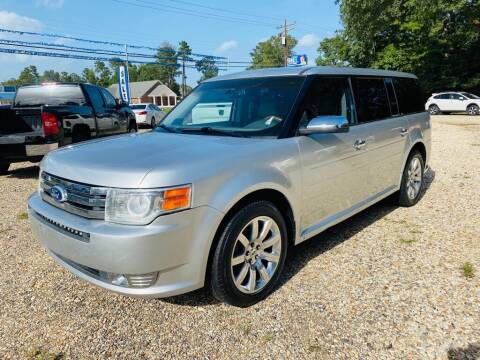 2011 Ford Flex for sale at Southeast Auto Inc in Walker LA