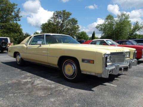 1977 Cadillac Eldorado for sale at TAPP MOTORS INC in Owensboro KY