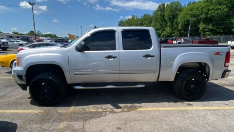 2010 GMC Sierra 1500 for sale at Wildcat Used Cars in Somerset KY