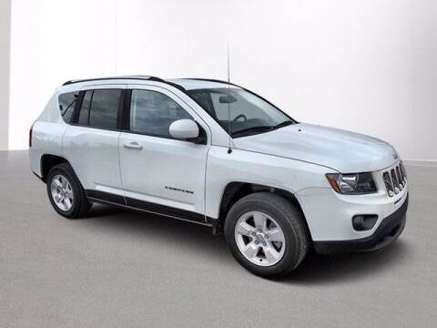 2016 Jeep Compass for sale at Jimmys Car Deals at Feldman Chevrolet of Livonia in Livonia MI