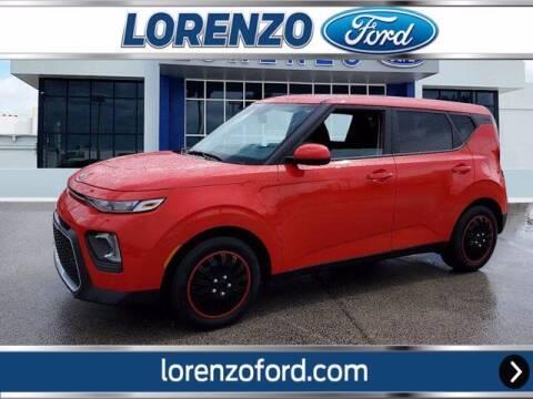 2020 Kia Soul for sale at Lorenzo Ford in Homestead FL