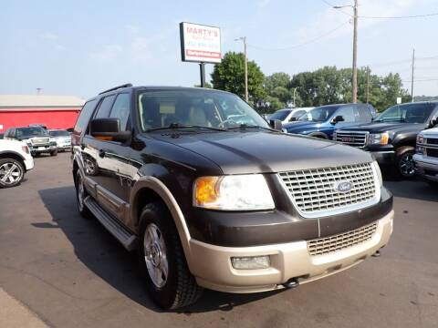 2006 Ford Expedition for sale at Marty's Auto Sales in Savage MN