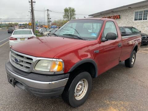 2002 Ford F-150 for sale at MFT Auction in Lodi NJ