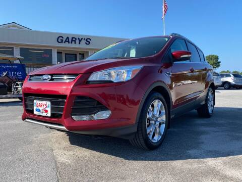 2014 Ford Escape for sale at Gary's Auto Sales in Sneads NC